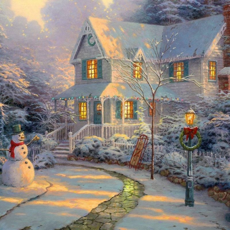 10 Top Thomas Kinkade Christmas Wallpaper Desktop FULL HD 1080p For PC Background 2018 free download thomas kinkade christmas backgrounds wallpaper cave 1 800x800