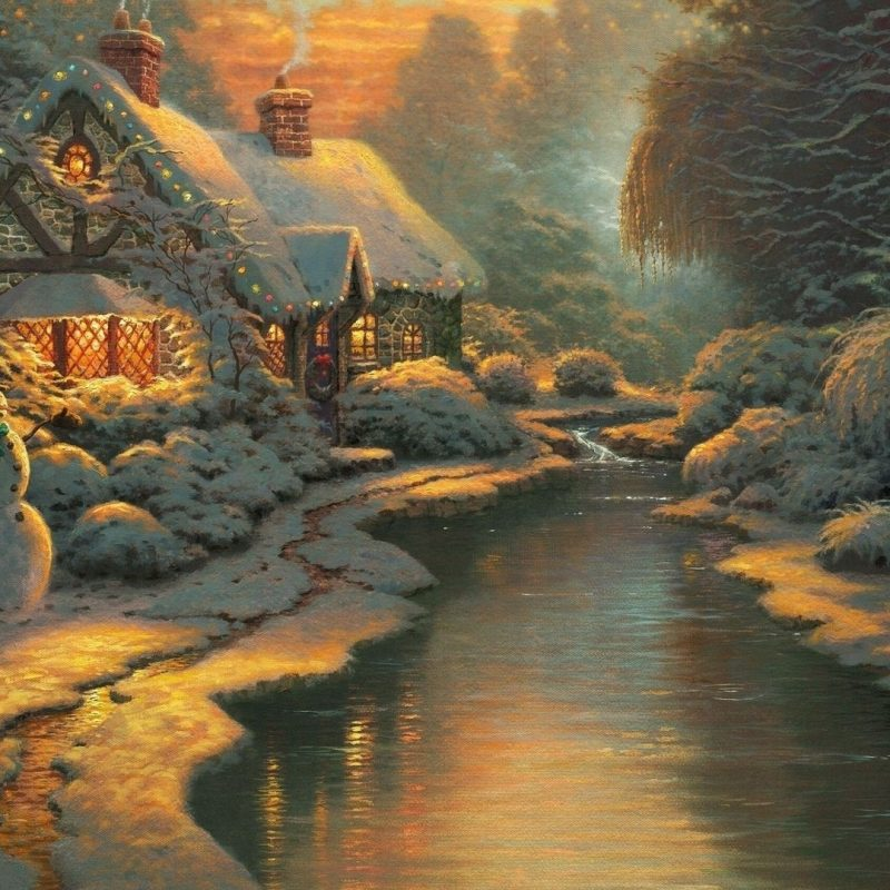 10 Top Thomas Kinkade Christmas Wallpaper Desktop FULL HD 1080p For PC Background 2018 free download thomas kinkade christmas wallpaper 63 images 1 800x800