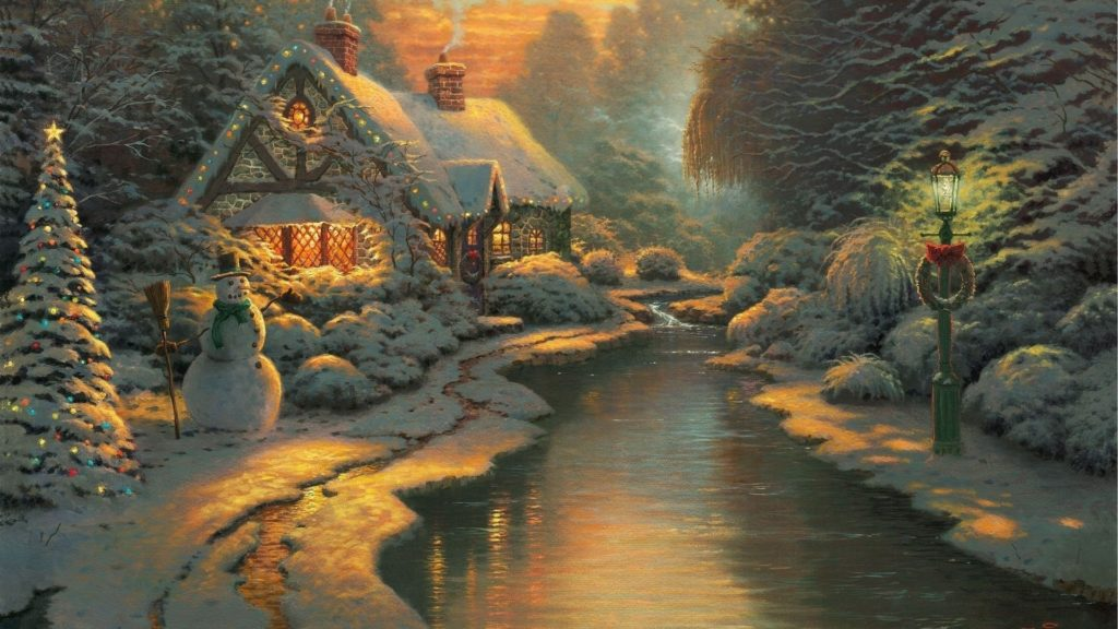 10 New Thomas Kinkade Christmas Wallpaper Hd FULL HD 1920×1080 For PC Desktop 2020 free download thomas kinkade christmas wallpaper 63 images 1024x576