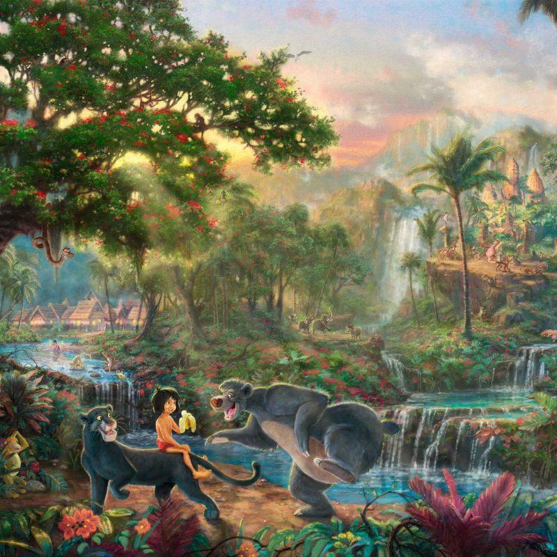 10 Latest Thomas Kinkade Disney Dreams Collection Wallpaper FULL HD 1080p For PC Background 2018 free download thomas kinkade disney art the jungle book thomas kinkade 800x800