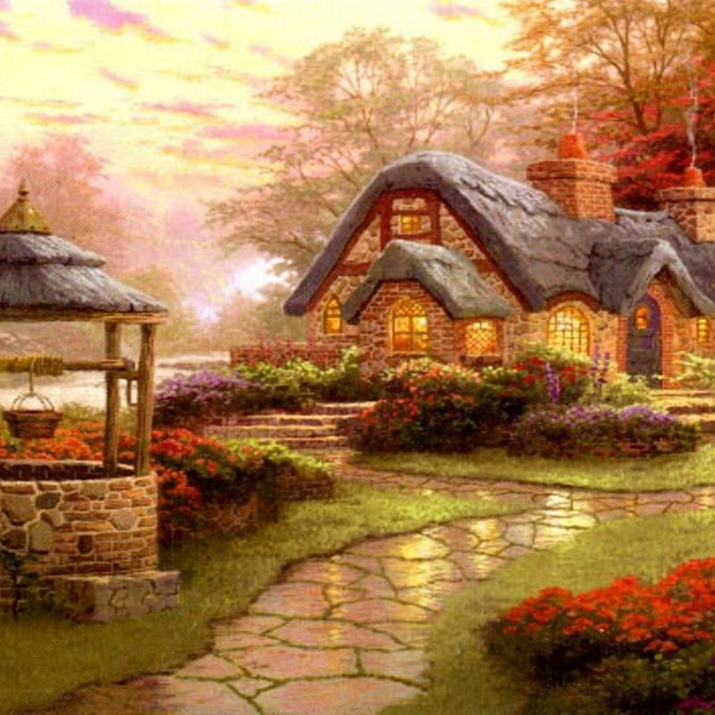 10 Best Thomas Kinkade Screensavers Windows 7 FULL HD 1920×1080 For PC Background 2018 free download thomas kinkade wallpapers for desktop c2b7e291a0 800x800