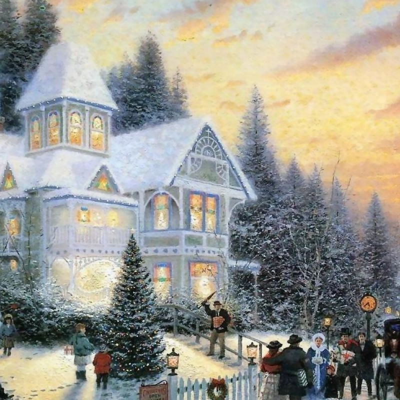 10 Top Thomas Kinkade Christmas Wallpaper Desktop FULL HD 1080p For PC Background 2018 free download thomaskinkadechristmasdesktopwallpaper thomas kinkade 800x800