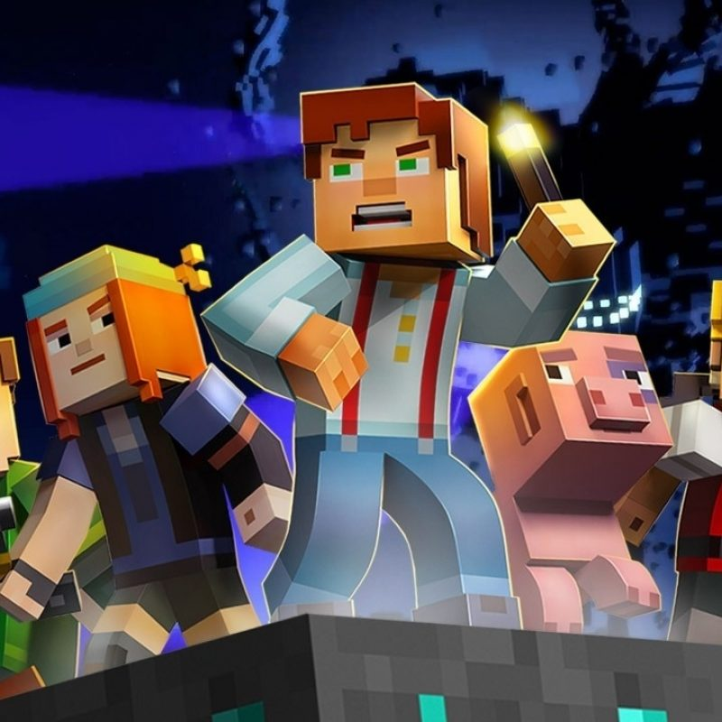 10 Top Minecraft Story Mode Wallpapers FULL HD 1920×1080 For PC Background 2018 free download three new additions coming to minecraft story mode hrk newsroom 1 800x800
