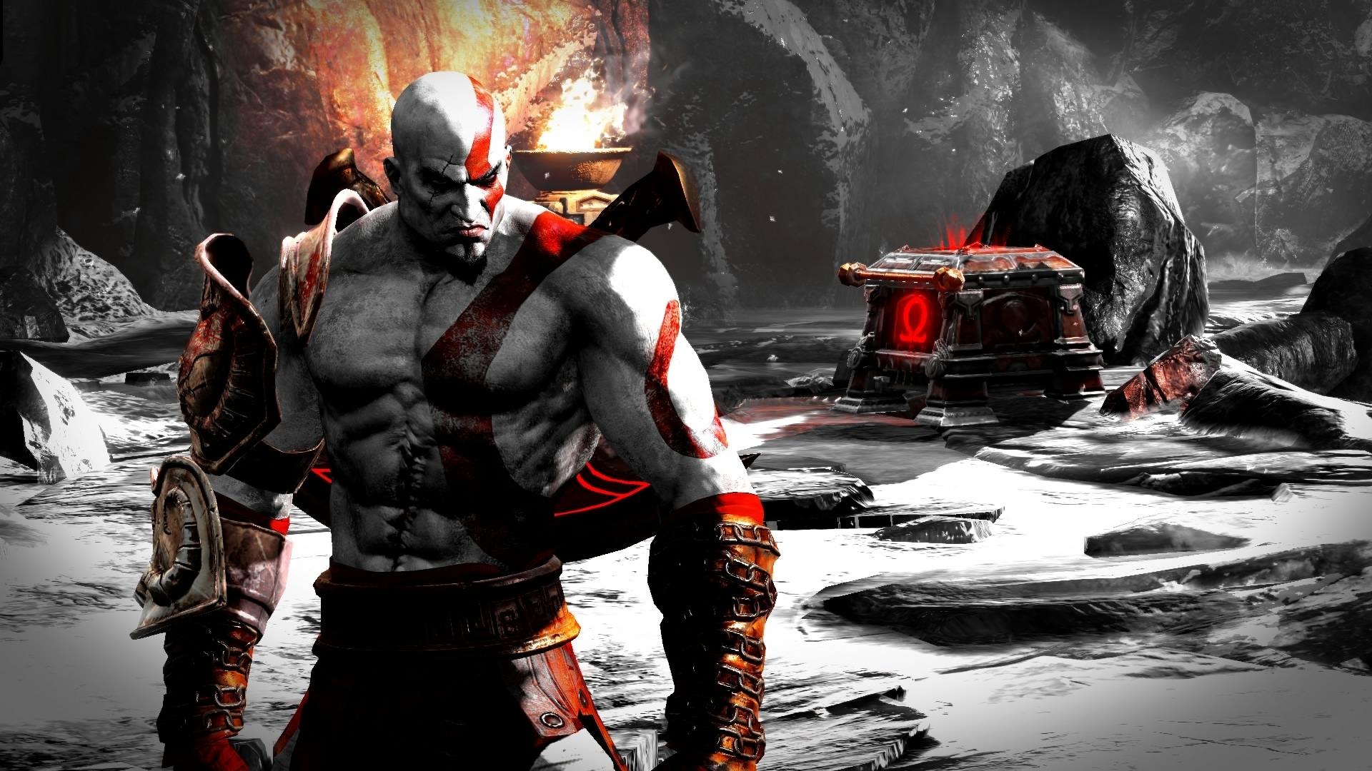 throwback thursday: god of war - dvs gaming