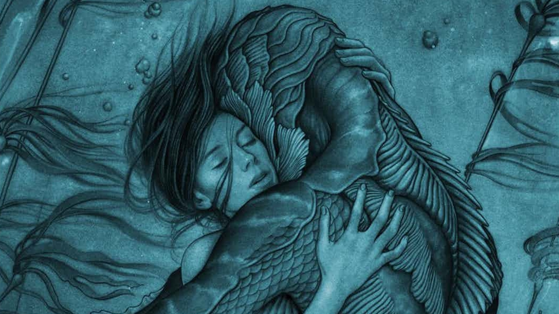 tiff 2017: the shape of water is guillermo del toro's finest hour