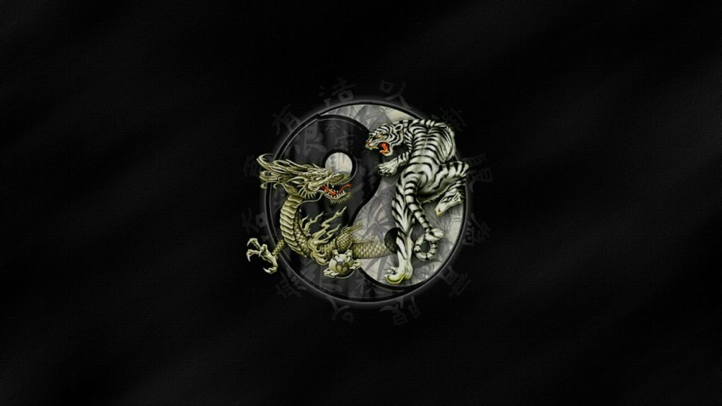 10 Best Dragon Yin Yang Wallpaper FULL HD 1920×1080 For PC Background 2018 free download tiger and dragon yin and yang wallpaper wallpaper studio 10 1024x576