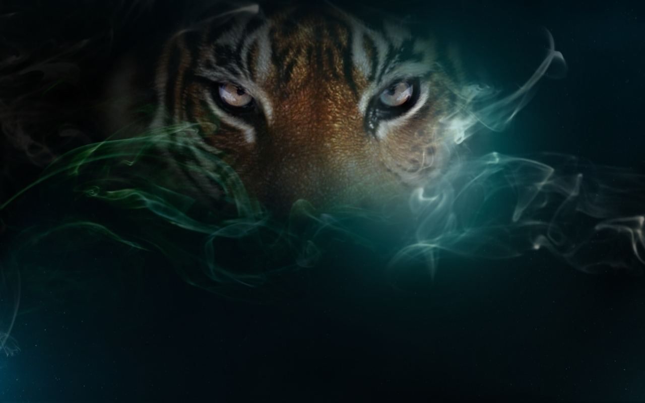 Animated Tiger Wallpapers on