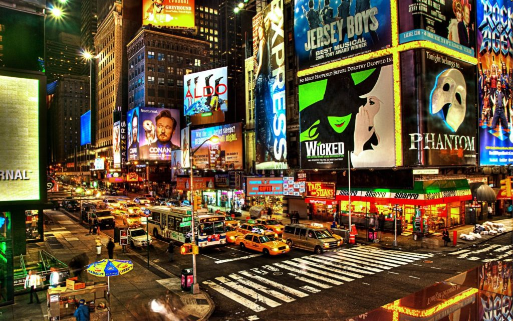 10 Latest Times Square High Resolution FULL HD 1080p For PC Background 2018 free download times square wallpapers wallpaper cave 1024x640