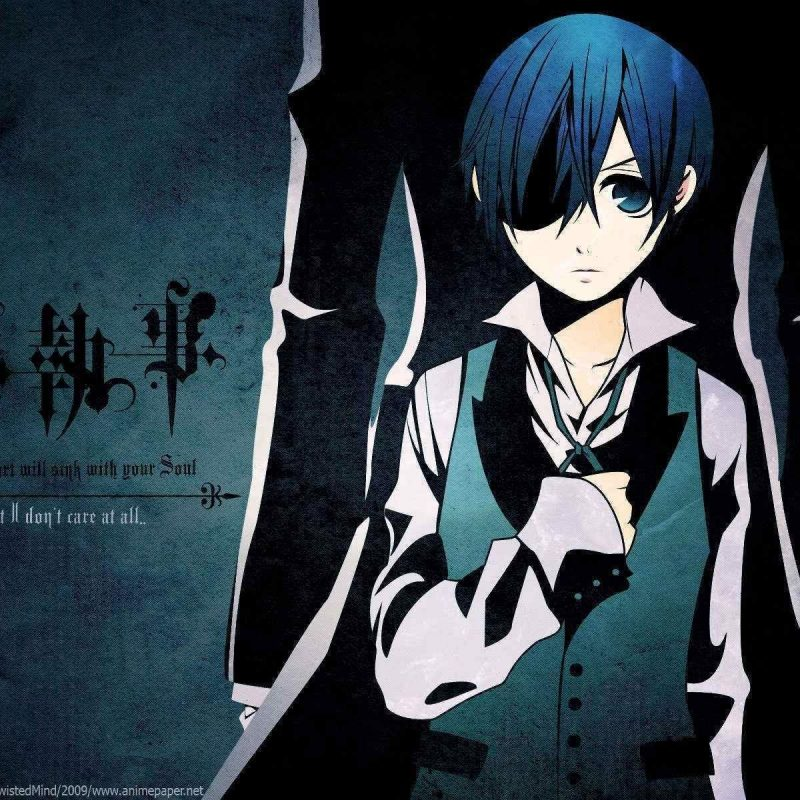 10 Latest Black Butler Wallpaper Ciel FULL HD 1080p For PC Desktop 2018 free download to those who do not the story of black butler it is the story of a 800x800