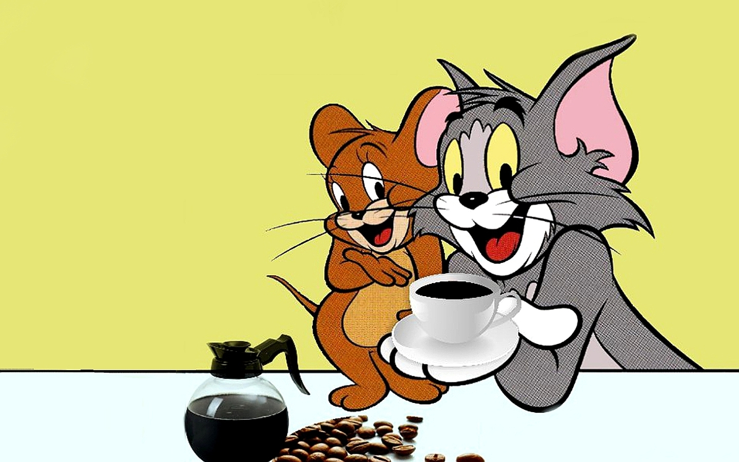 10 New Tom And Jerry Wallpaper FULL HD 1080p For PC ...