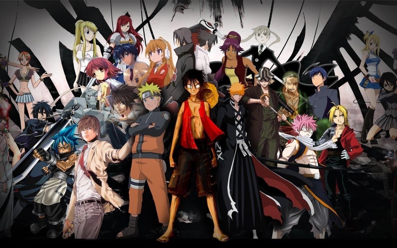 top 10 anime wallpapers group (65+)