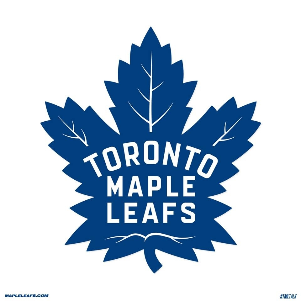 toronto maple leafs get new logo - hot country 103.5