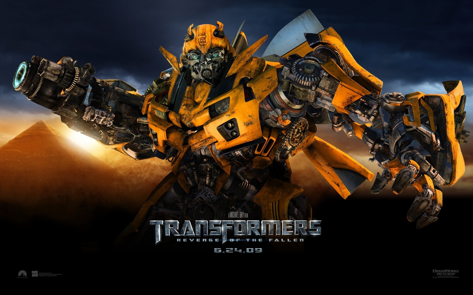 transformers 2 bumblebee wallpaper transformers 2 movies wallpapers