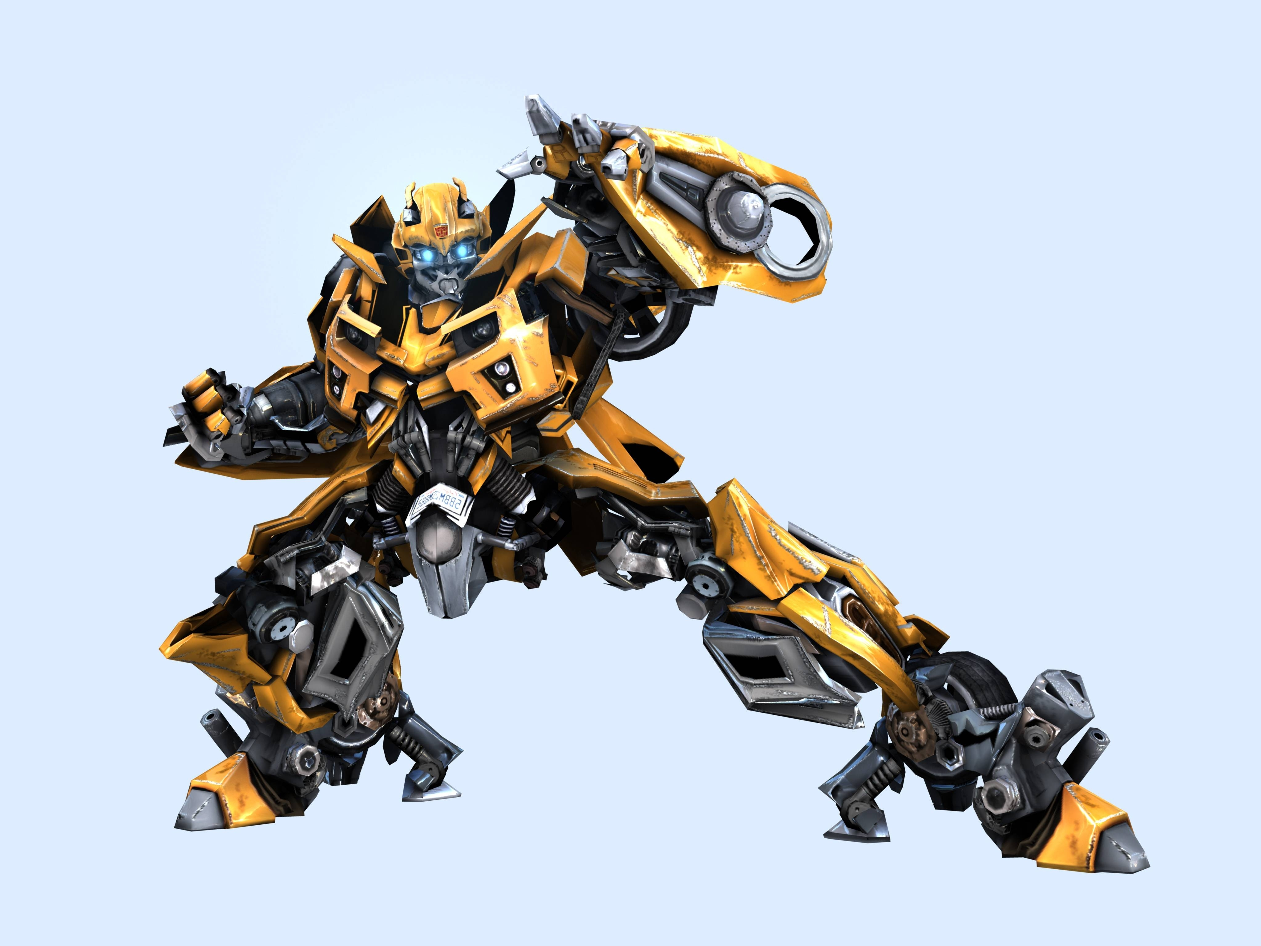 10 Latest Transformer 2 Bumble Bee FULL HD 1920×1080 For PC Background