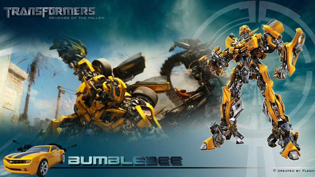 transformers 2 - bumblebeefleon on deviantart