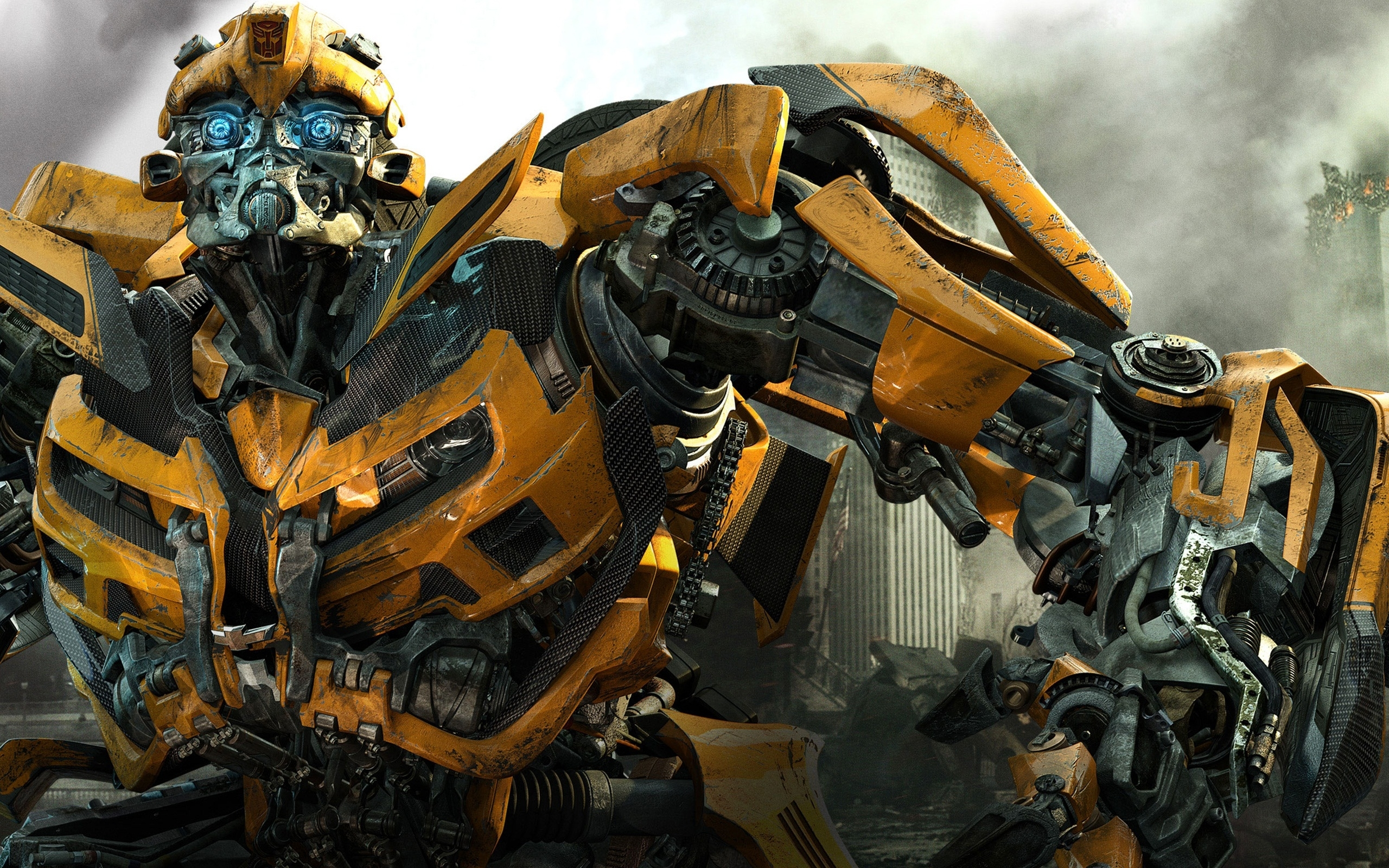 transformers 3 bumblebee wallpapers   hd wallpapers   id #9585