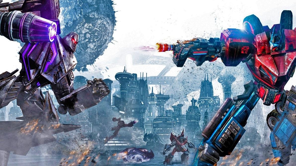 transformers war for cybertron wallpapernick004 on deviantart