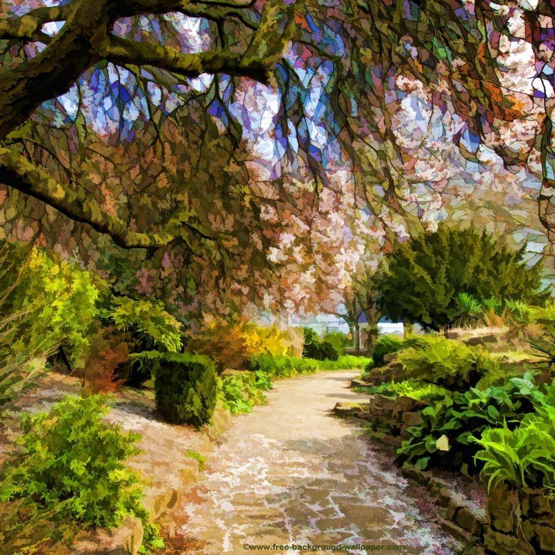 10 New Early Spring Desktop Background FULL HD 1920×1080 For PC Desktop 2018 free download trees blossoming in park artistic desktop wallpaper 1680x1050 pixels 3 800x800