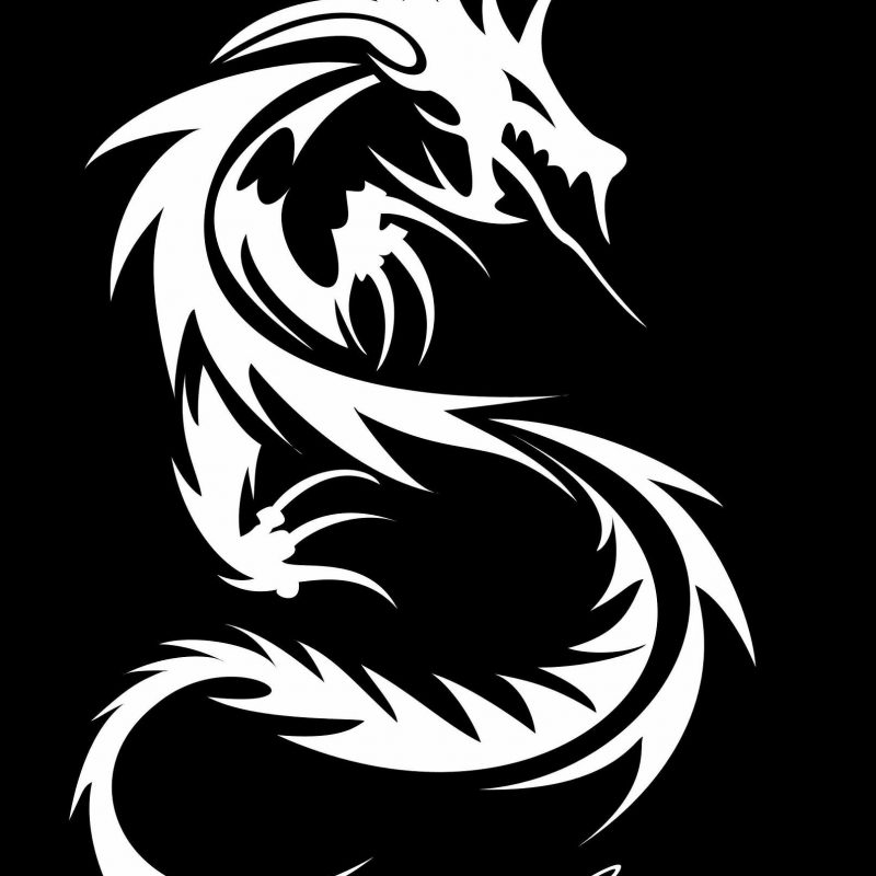 10 Latest Black And White Dragon Wallpaper FULL HD 1080p For PC Desktop 2018 free download tribal live wallpaper android apps on google play wallpapers 800x800