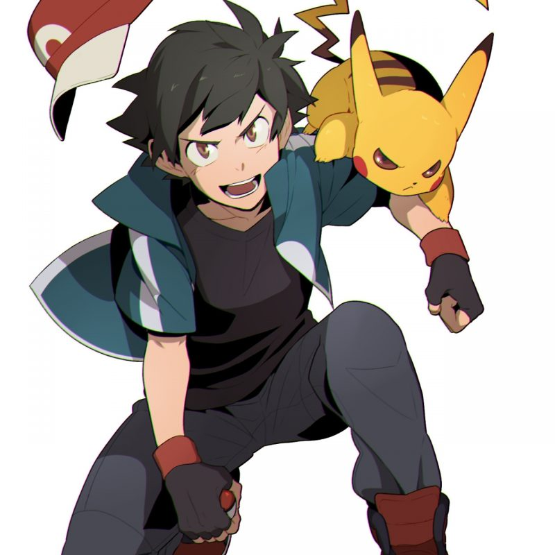10 Top Pictures Of Ash From Pokemon FULL HD 1080p For PC Background 2020 free download trop classe pikapi pokemon pinterest classe anime et dessin 800x800