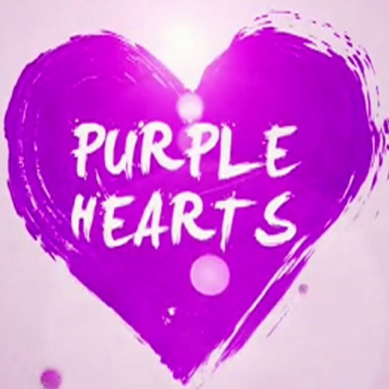 10 Latest Pictures Of Purple Hearts FULL HD 1920×1080 For PC Desktop 2018 free download tsn original purple hearts youtube 800x800