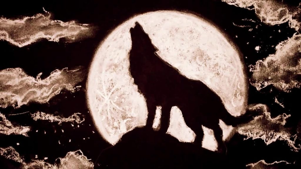 10 Most Popular Wolf Howling At The Moon Drawing FULL HD 1080p For PC Background 2018 free download tutorial art how to draw a wolf howling at the moon youtube 1024x576