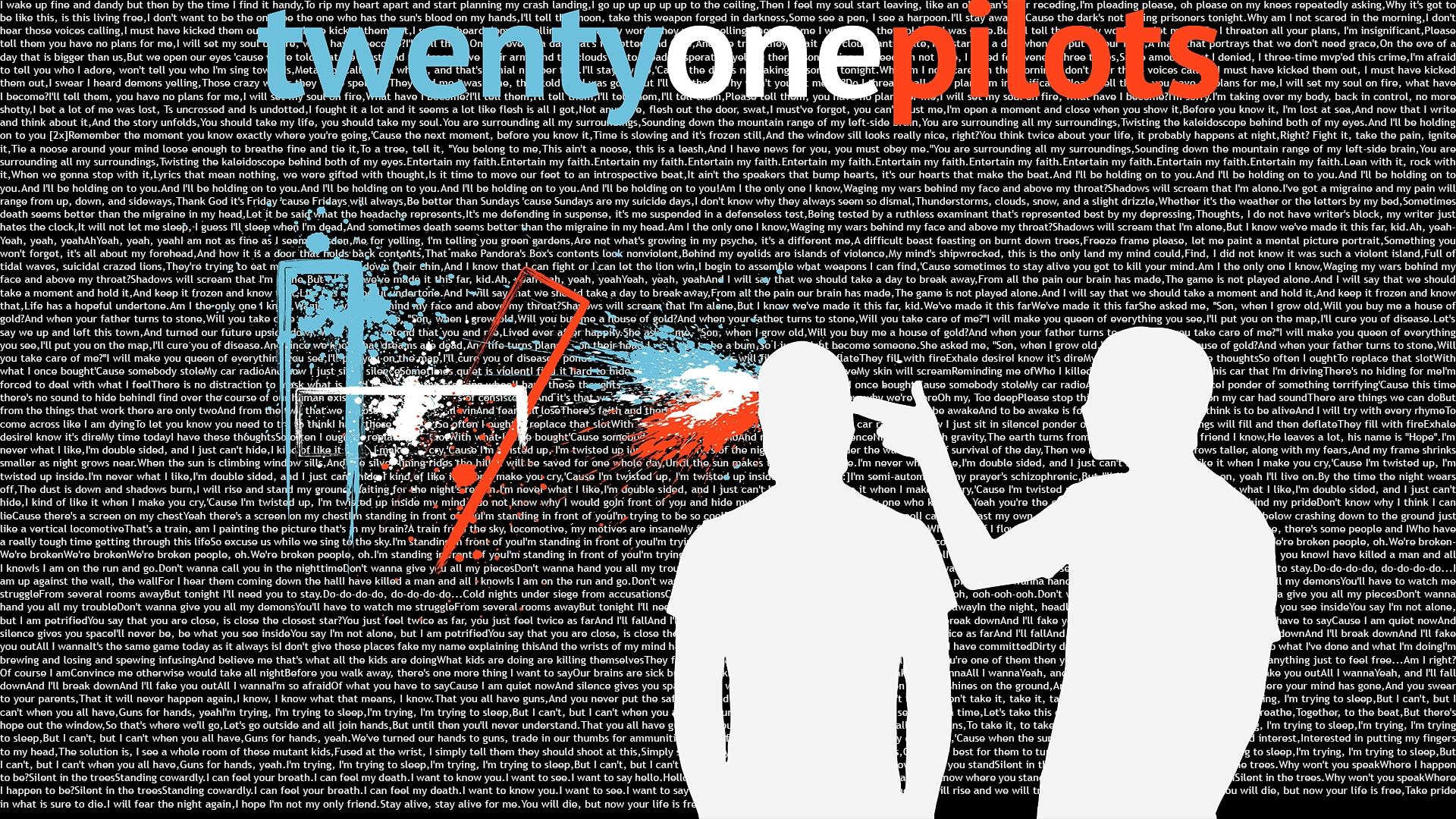 twenty one pilots full hd fond d'écran and arrière-plan | 1920x1080