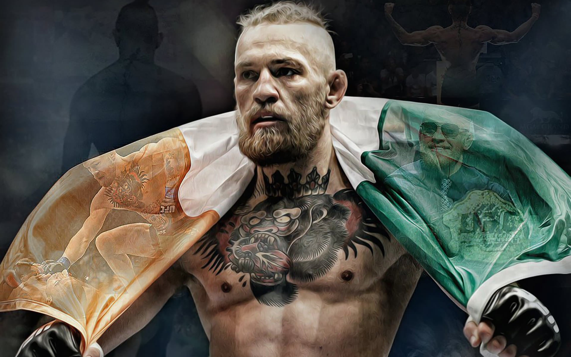 ufc conor mcgregor wallpaper hd