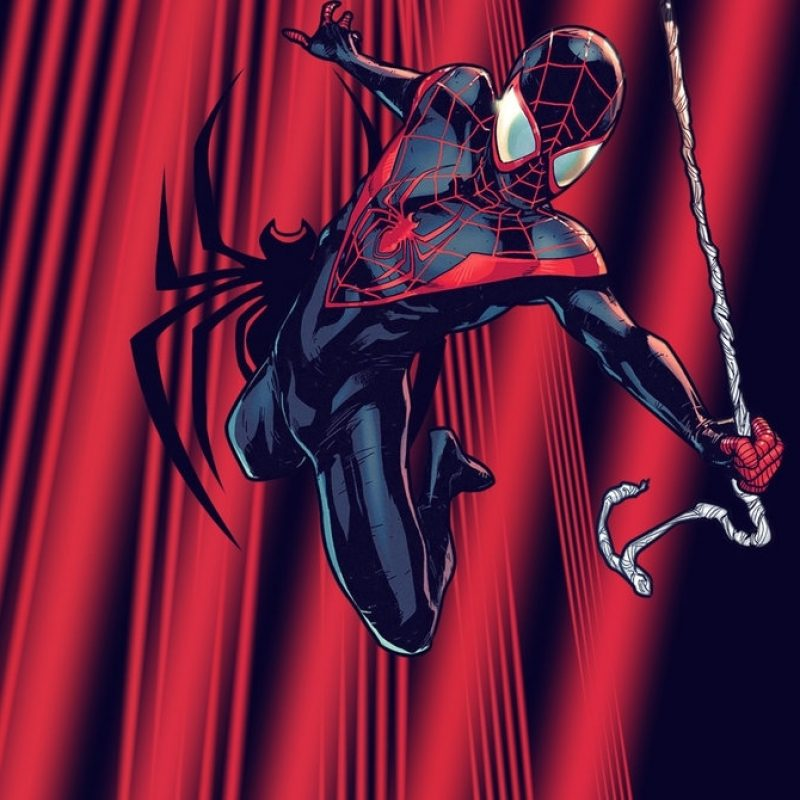 10 Top Miles Morales Spider Man Wallpaper FULL HD 1080p For PC Background 2018 free download ultimate spider man miles variant wallpapersquiddytron on 1 800x800