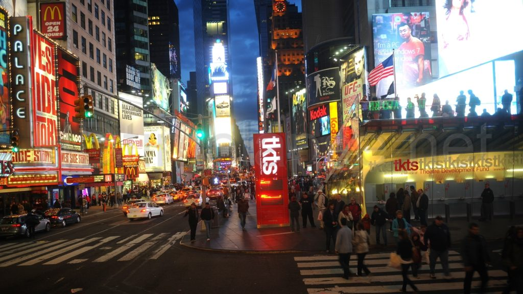 10 Latest Times Square High Resolution FULL HD 1080p For PC Background 2020 free download ultra hd 4k video time lapse stock footage drivelapse times 1024x576