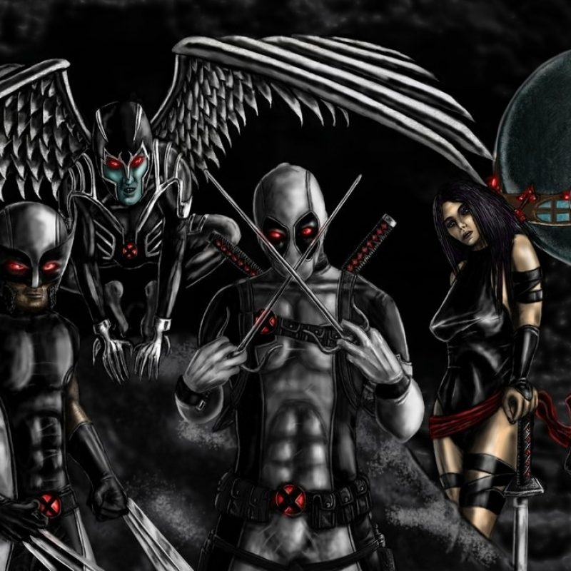 10 Best X Force Wallpaper FULL HD 1920×1080 For PC Desktop 2020 free download uncanny x forcescarecrowstudios on deviantart 800x800