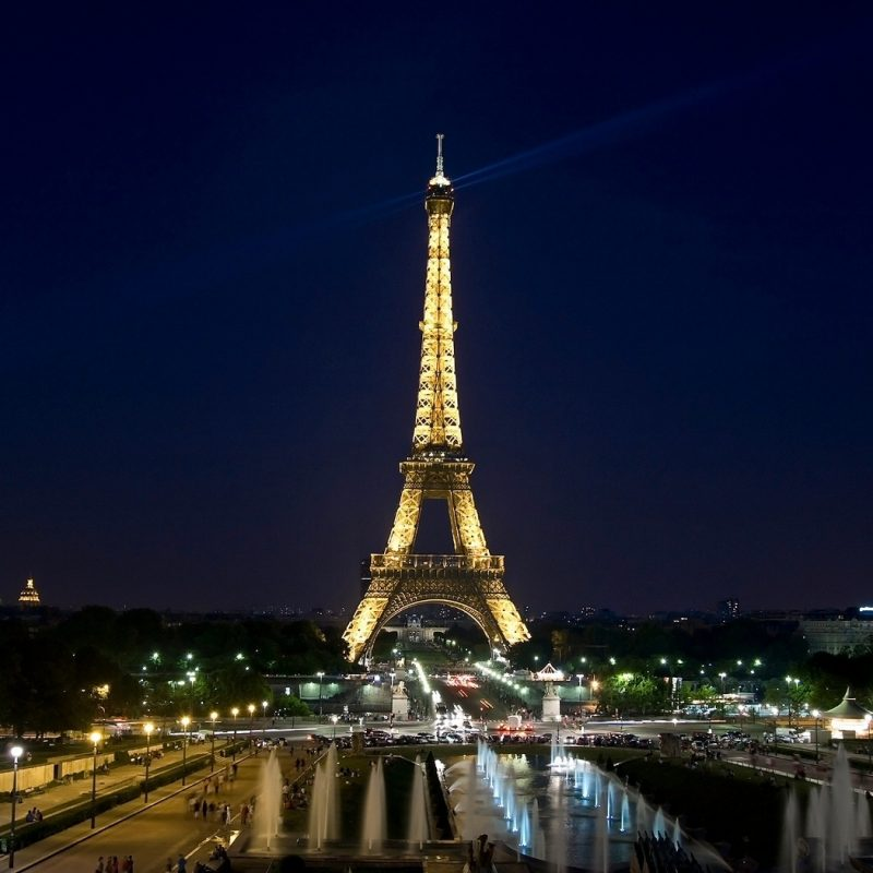10 Most Popular Paris At Night Wallpapers FULL HD 1080p For PC Desktop 2020 free download undefined eiffel tower pictures wallpapers 44 wallpapers 800x800