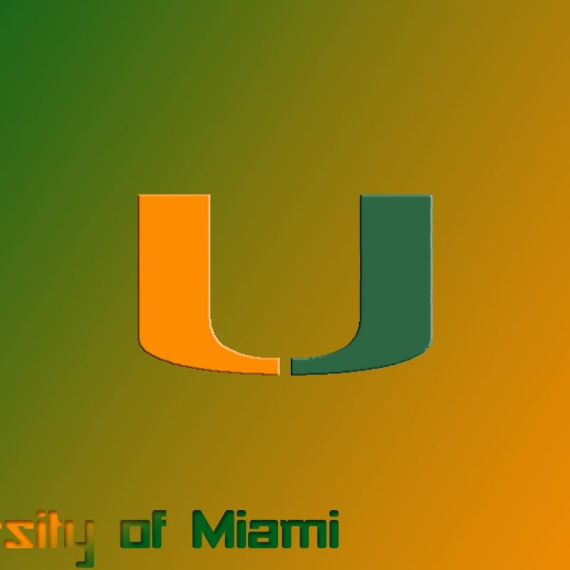10 New University Of Miami Background FULL HD 1920×1080 For PC Background 2018 free download university of miami wallpaper 23 hd wallpaper collections 800x800