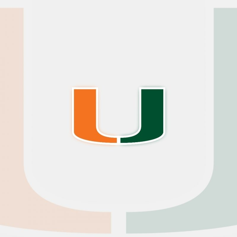 10 New University Of Miami Background FULL HD 1920×1080 For PC Background 2021 free download university of miami wallpaper 800x800