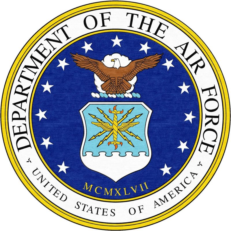 10 Top Air Force Logo Image FULL HD 1920×1080 For PC Desktop 2020 free download us air force round logo rug rug rats 800x800