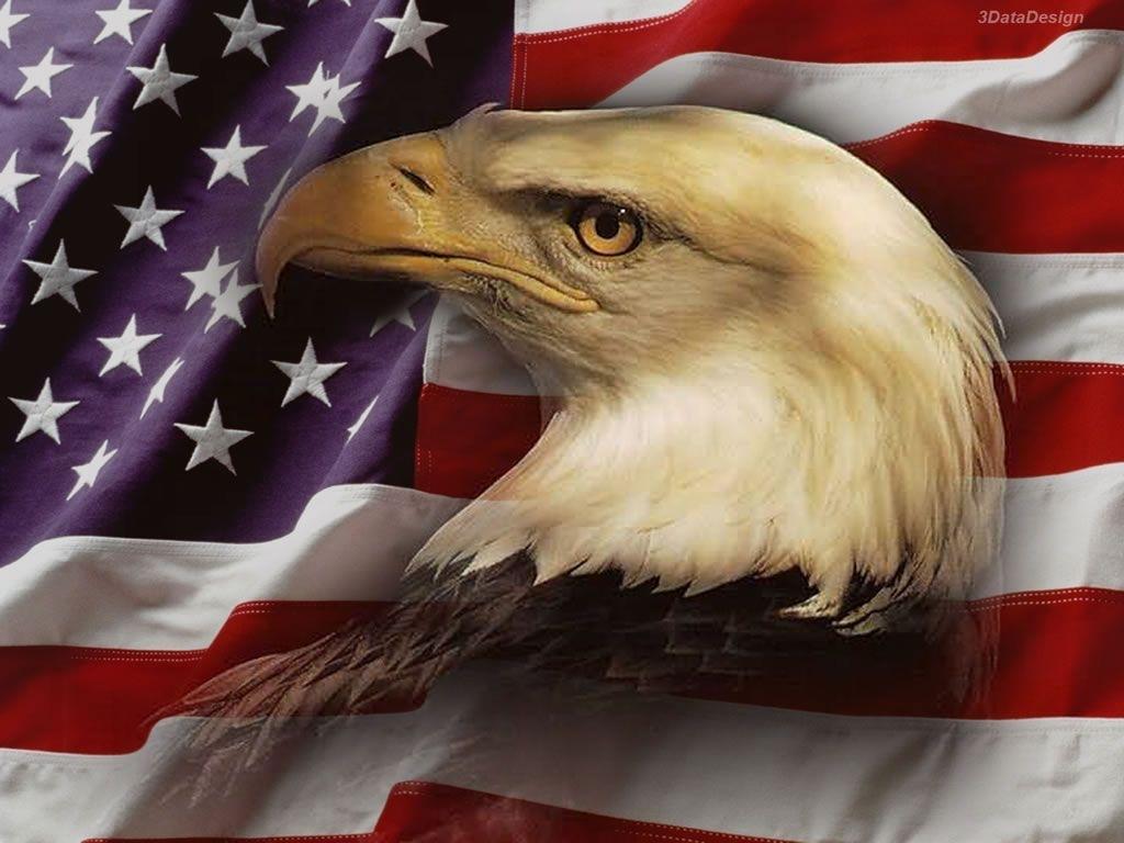 us flag wallpaper | wallpaper id: #4 , eagle american flag(1