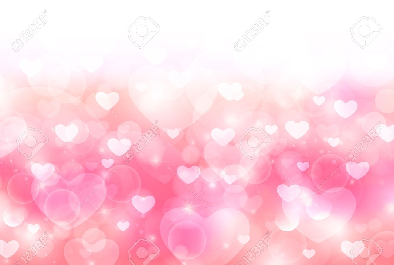 valentine heart cute background royalty free cliparts, vectors