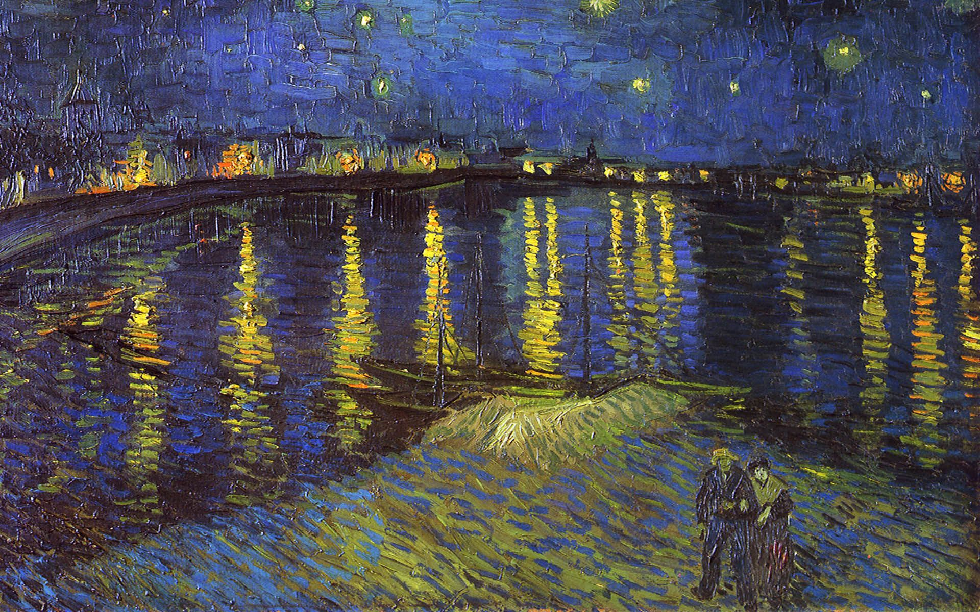 van gogh computer wallpapers - top free van gogh computer