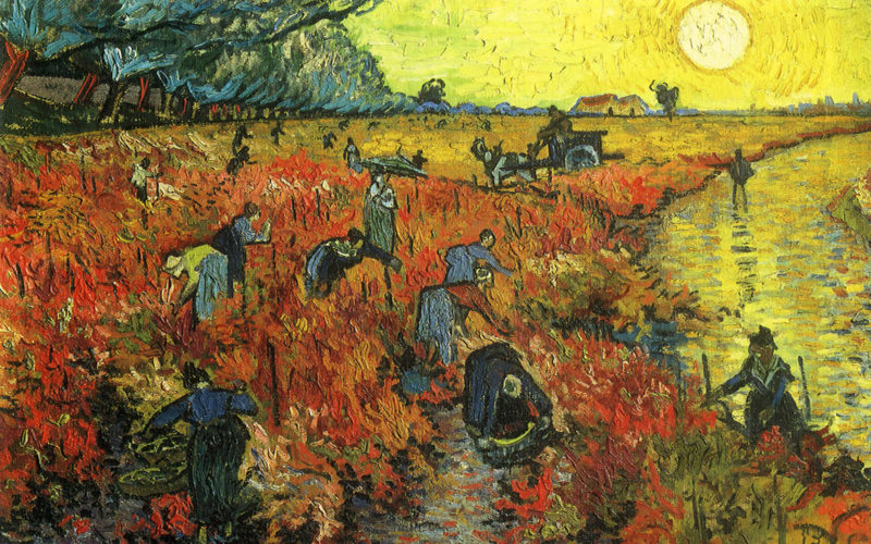 10 Latest Van Gogh Desktop Background FULL HD 1080p For PC Background 2018 free download van gogh wallpapers picgifs 1 800x500