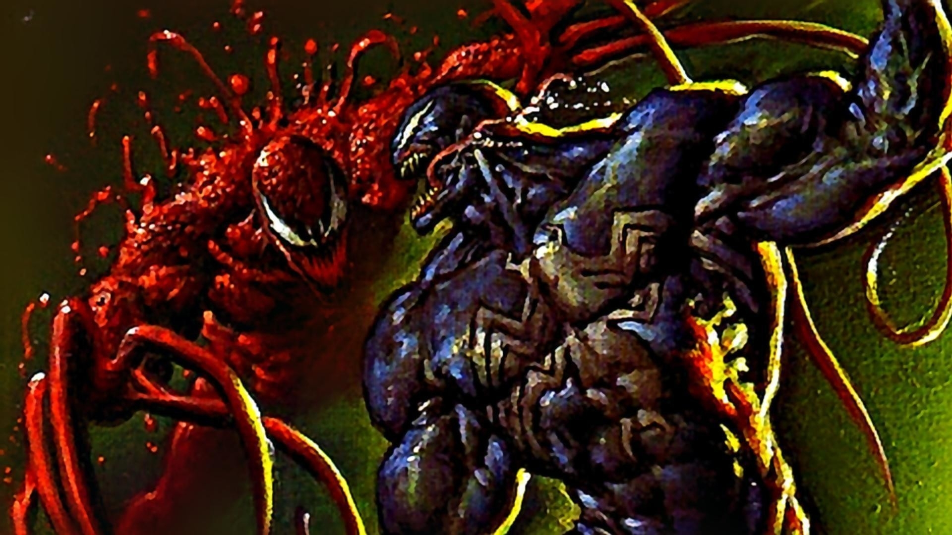 venom vs carnage wallpaper (70+ images)