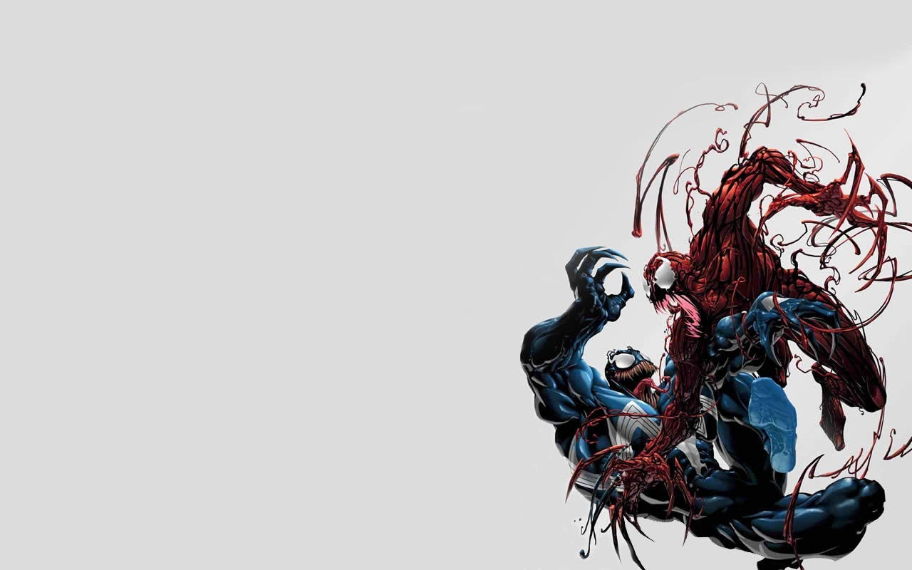 venom vs carnage wallpaper | free wallpapers | pinterest | wallpaper