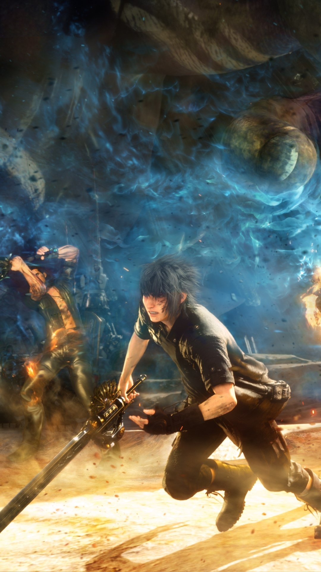 10 Latest Final Fantasy 15 Iphone Wallpaper FULL HD 1080p ...