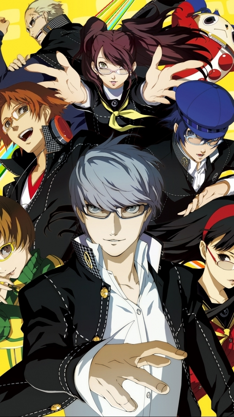 10 New Persona 4 Phone Wallpaper FULL HD 1080p For PC ...