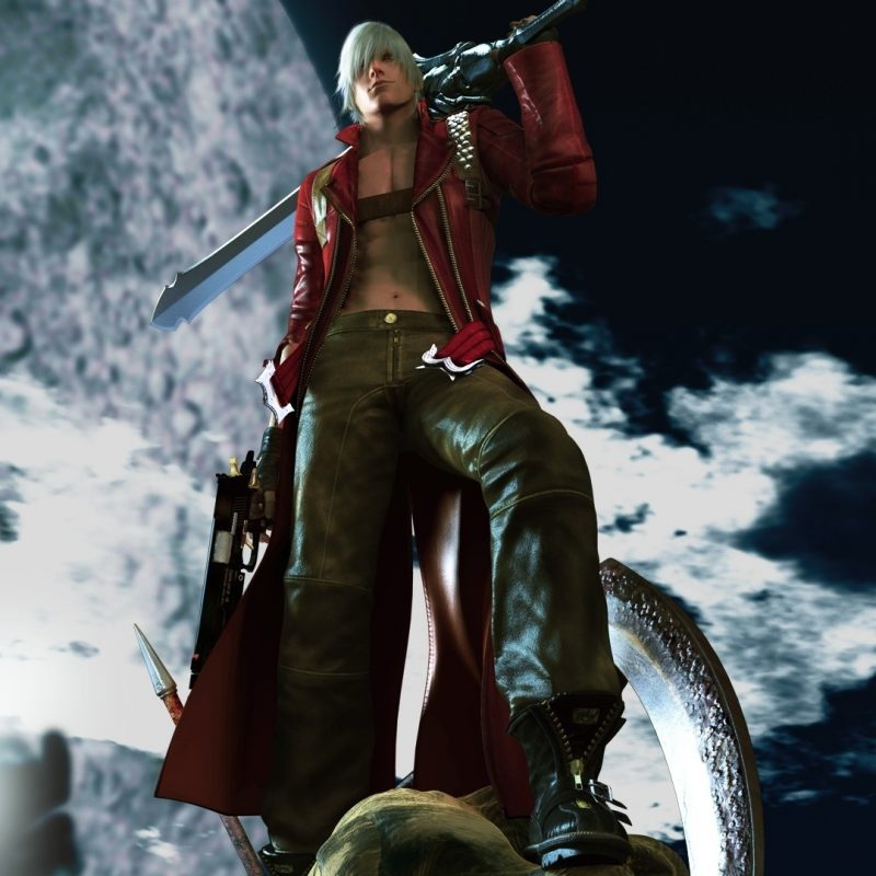 10 New Devil May Cry 3 Wallpaper FULL HD 1920×1080 For PC Background 2018 free download video games devil may cry dante 3d wallpapers 800x800