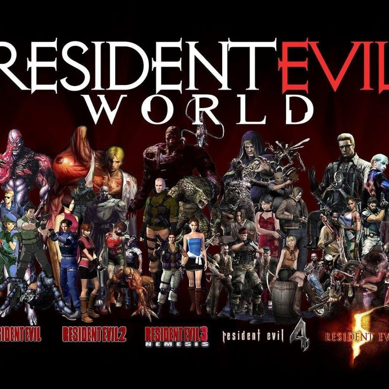10 New Resident Evil Wallpaper Hd FULL HD 1920×1080 For PC Background 2018 free download video games resident evil wallpaper 102974 800x800