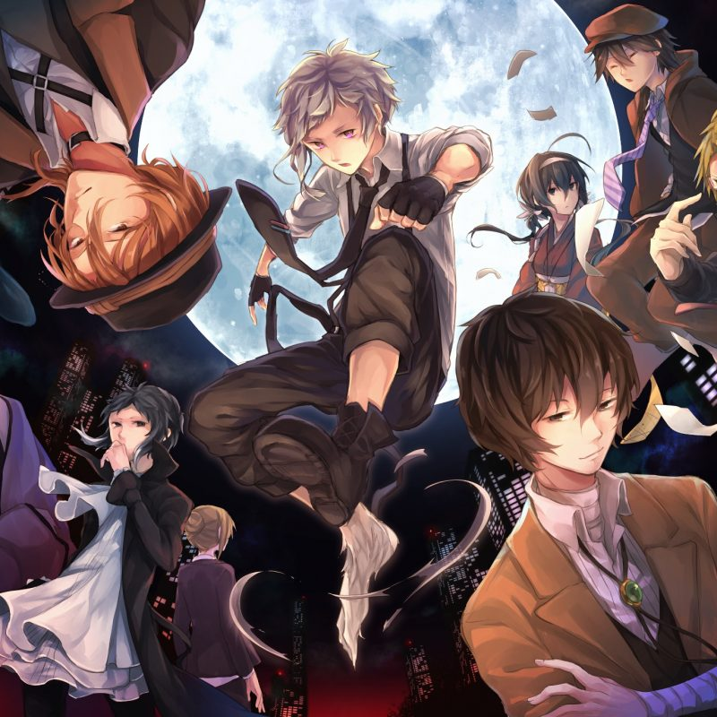 10 Latest Bungo Stray Dogs Wallpaper FULL HD 1080p For PC Desktop 2018 free download view download comment and rate this 1920x1372 bungou stray dogs 800x800