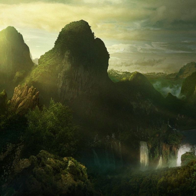 10 Latest Fantasy Landscape Wallpaper 1920X1080 FULL HD 1080p For PC Desktop 2018 free download view from the wall over the valley full hd wallpaper and background 800x800
