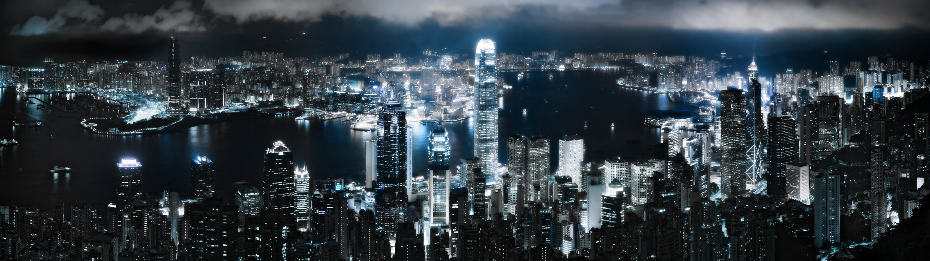 ville fond d'écran and arrière-plan | 3200x900 | id:137388