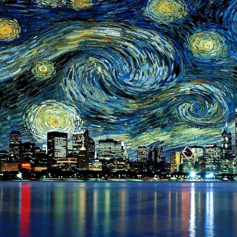 10 Top Starry Night Desktop Wallpaper FULL HD 1920×1080 For PC Desktop 2021 free download vincent van gogh the starry night wallpaper wallpaper studio 10 1 800x800