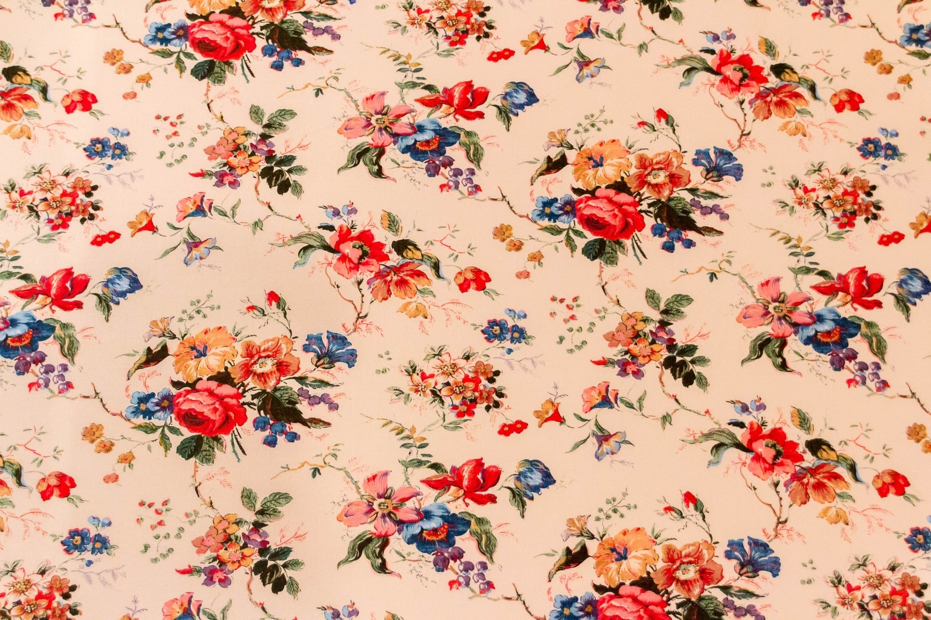 vintage floral wallpaper hd | pixelstalk